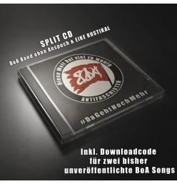 Split CD BoA & Eike Rusikal...