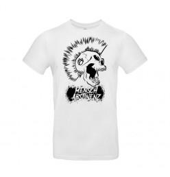 Menschabstinenz T-Shirt Skull