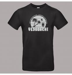 Vesbeachi -  T-Shirt Logo...