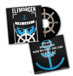 Elfmorgen EP (CD) Kapitän...